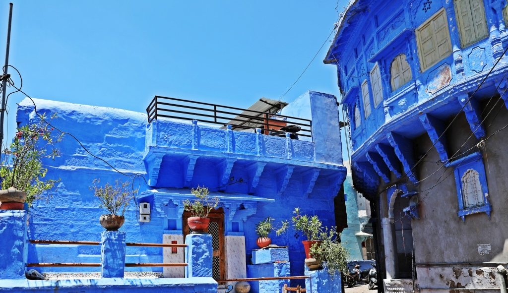 Blue city, Jodhpur
