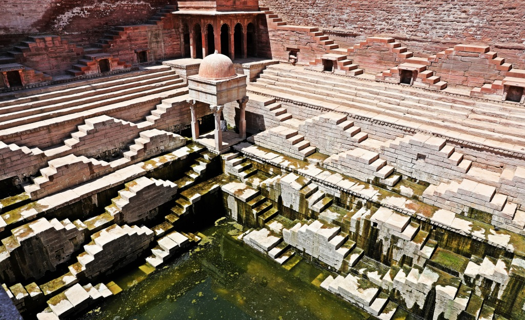 Stepped Tank for Brahmins, Jodhpur