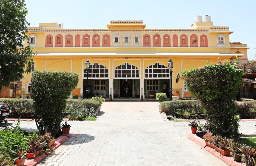 Naila Bagh Palace Hotel, Jaipur