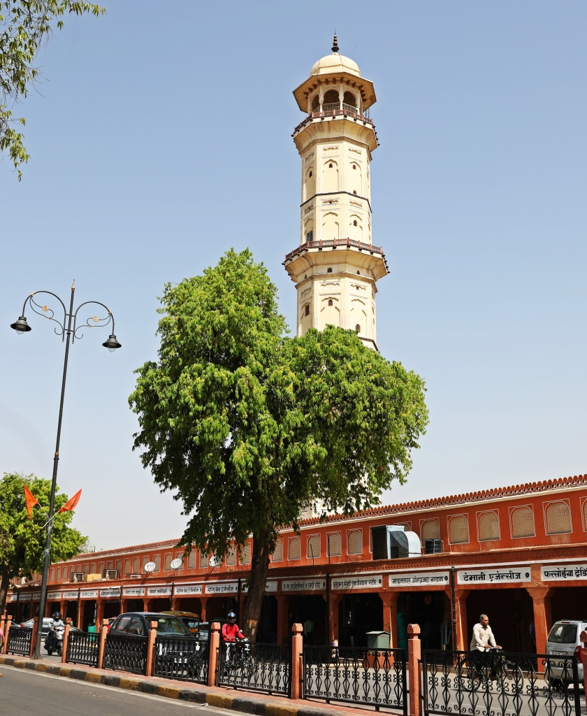 Minaret, Jaipur