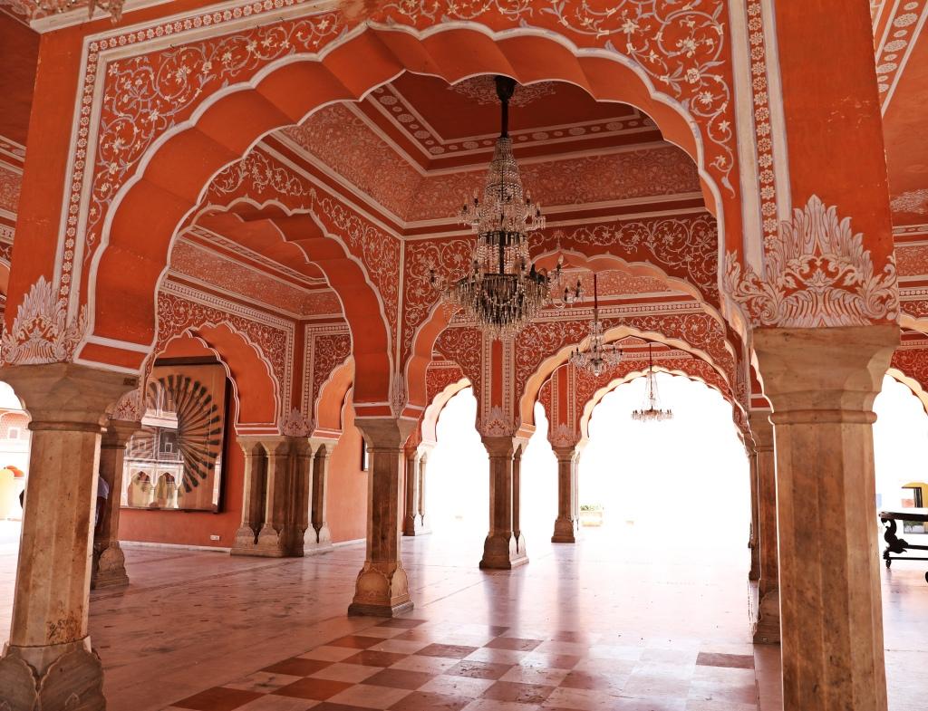Sarvato Bhadra, i Khas, City Palace, Jaipur