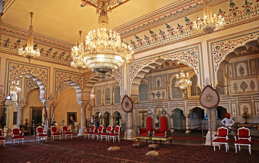 Diwan-I-Aam,City Palace, Jaipur