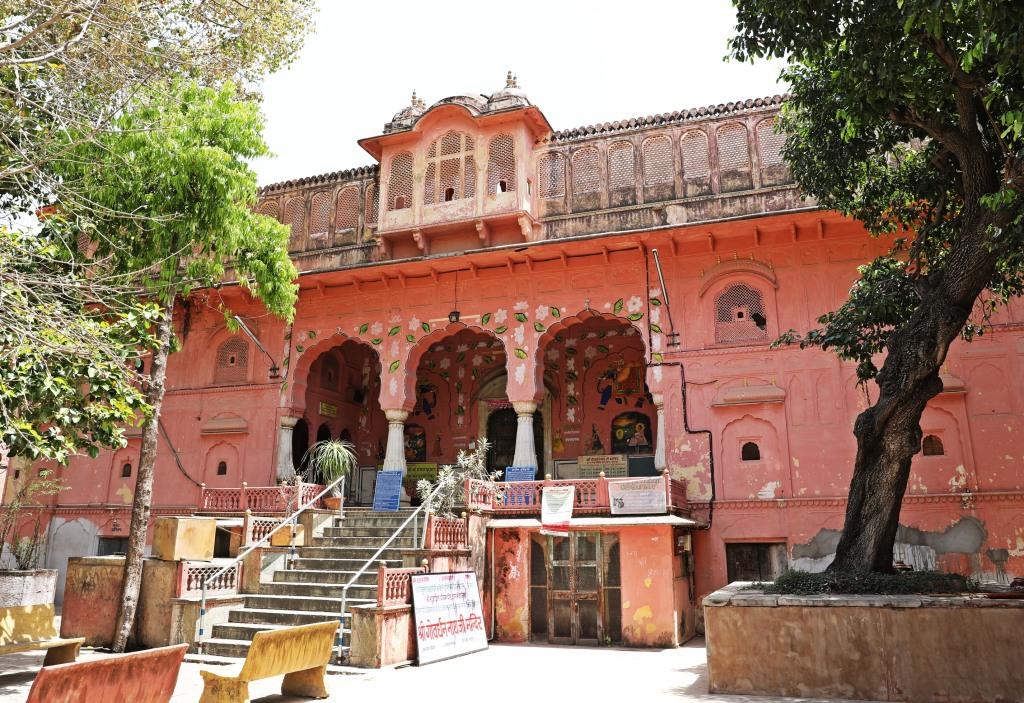 Rajasthani architecture, Jaipur