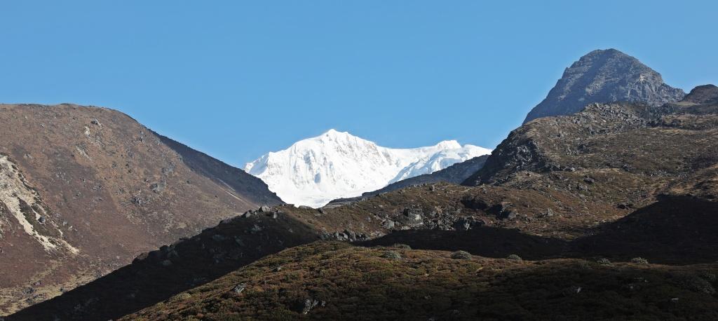 Kanchenjunga Massif, Goecha La Trek
