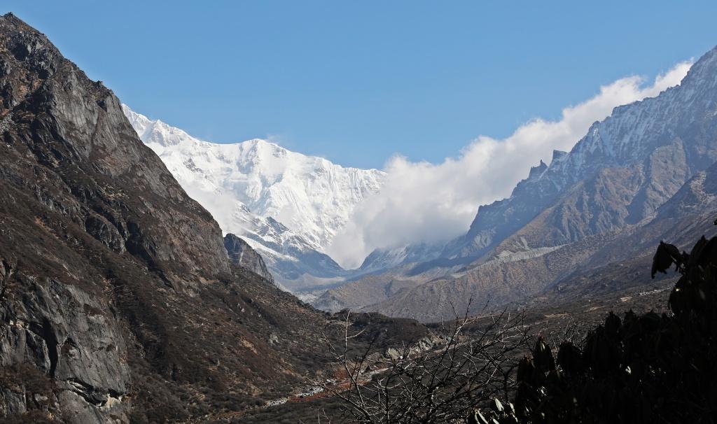 Kanchenjunga, Day 4, Goecha La Trek