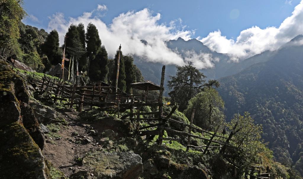 Bhakim Camp, Day 2 Goecha La Trek