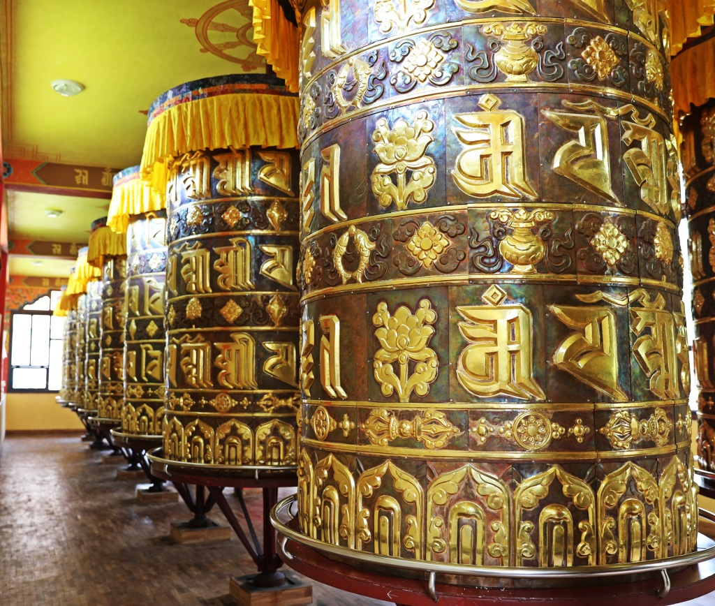 Prayer Wheels, Yuksom