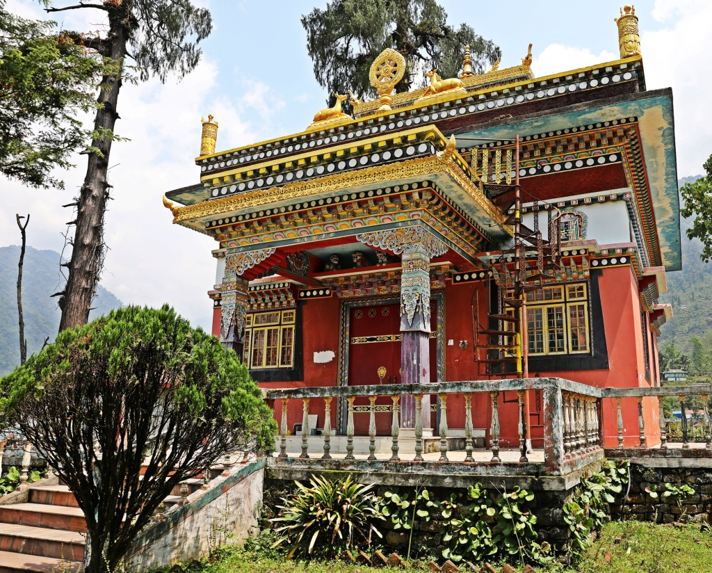 Buddhist Gompa, Yuksom