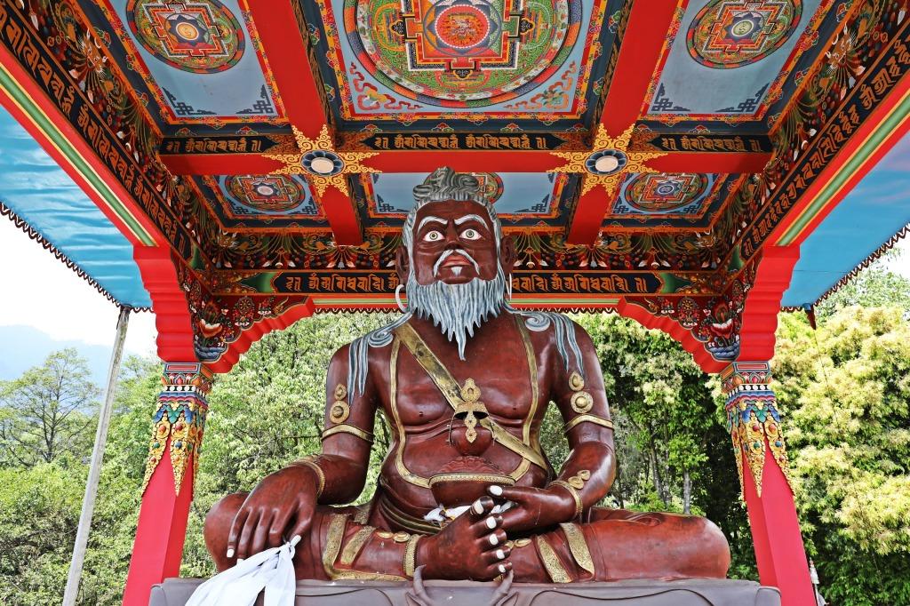 Guru Rinpoche, Yuksom