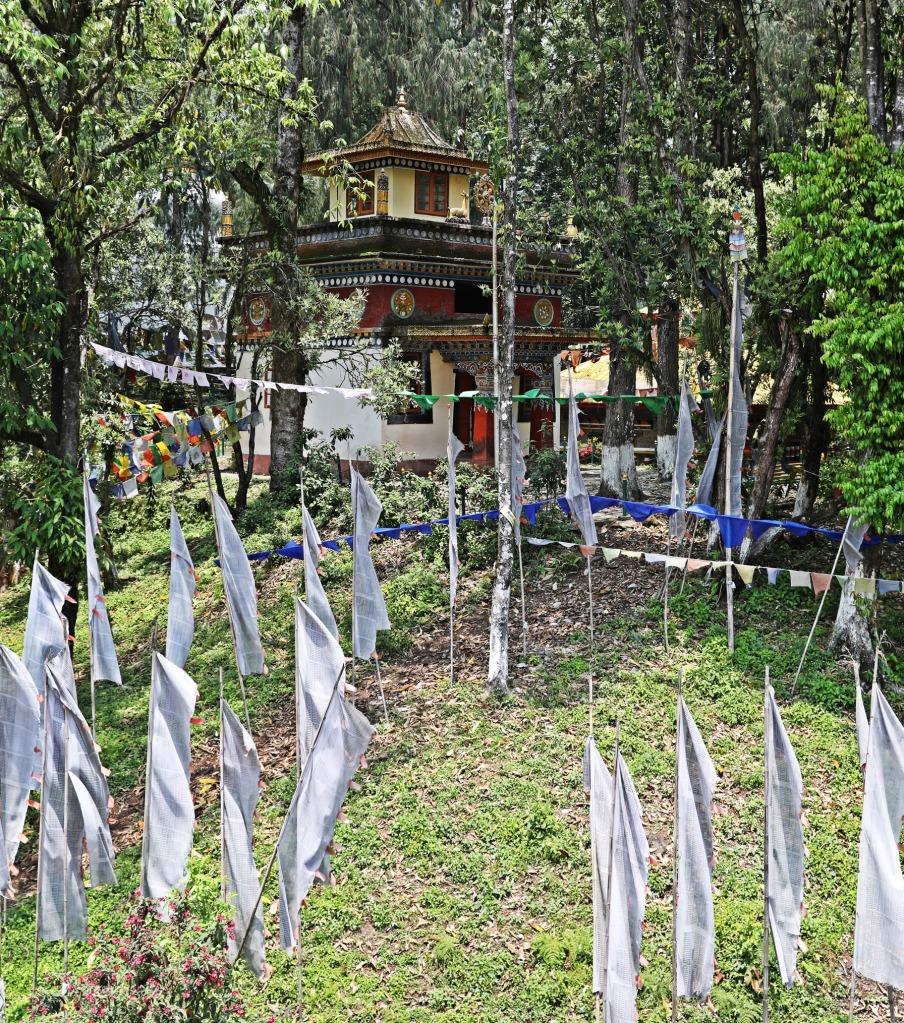 Norbugang Park, Yuksom