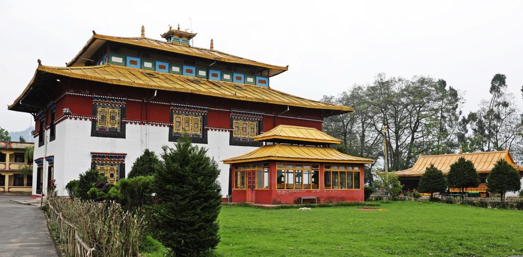 Tsuglagkhang Gompa, Gangtok