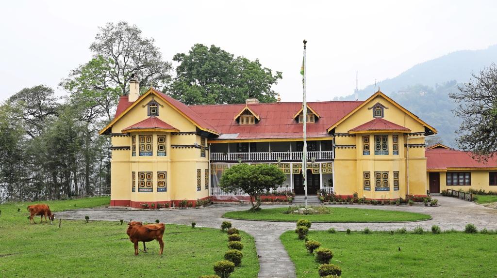 Chogyal Palace, Gangtok