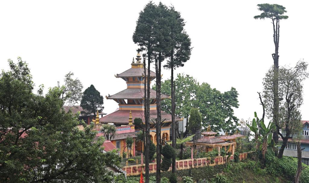 Temple, Darjeeling