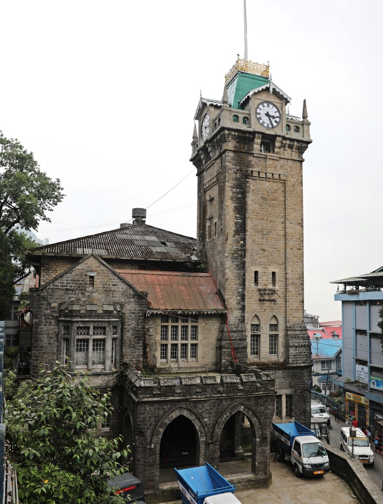 Clock Tower, Darjeeling