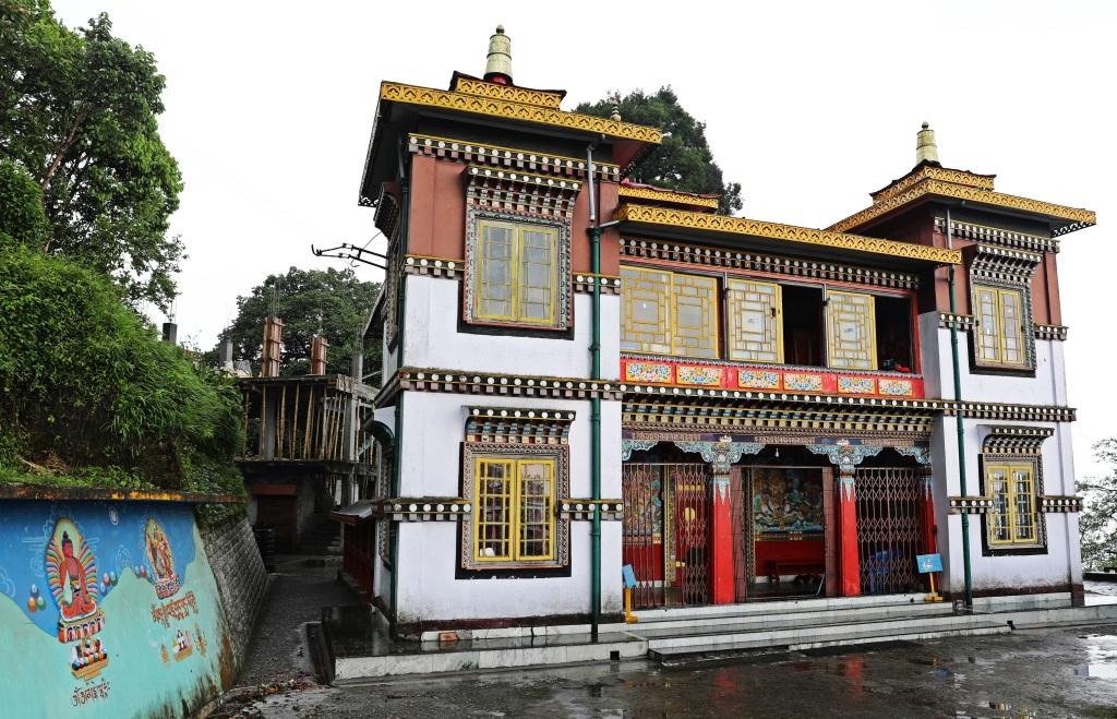 Bhutia Busti Gompa, Darjeeling