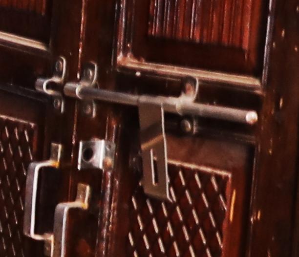 Hotel door locks