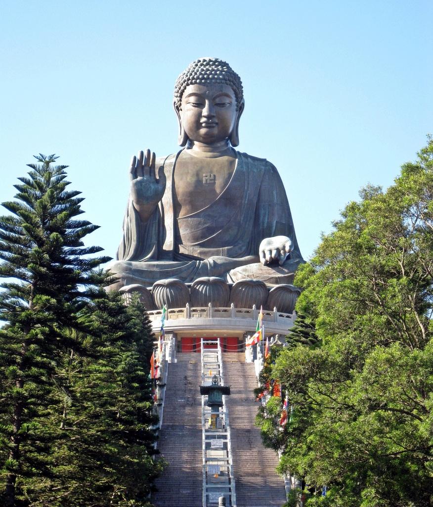 Big Buddha, Hong Kong