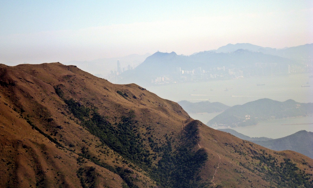 Lantau Peak Trail, Hong Kong