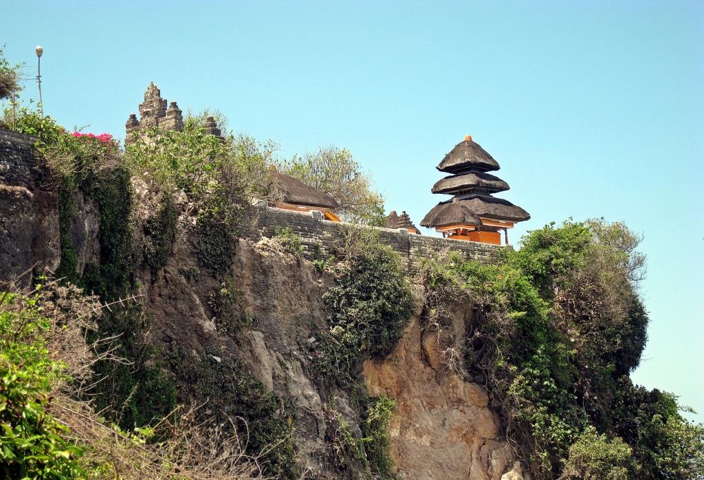Meru, Uluwatu Temple, Bali