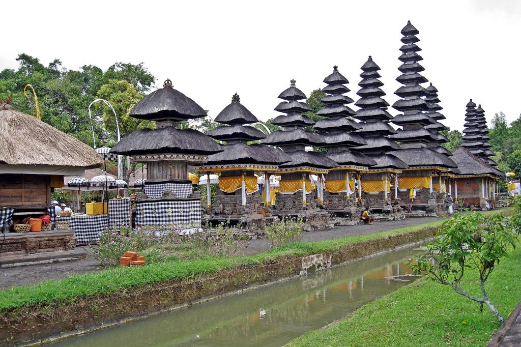 Merus, Taman Ayun Temple