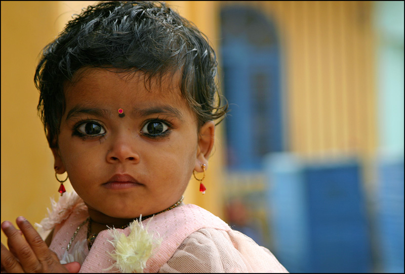 Indian baby