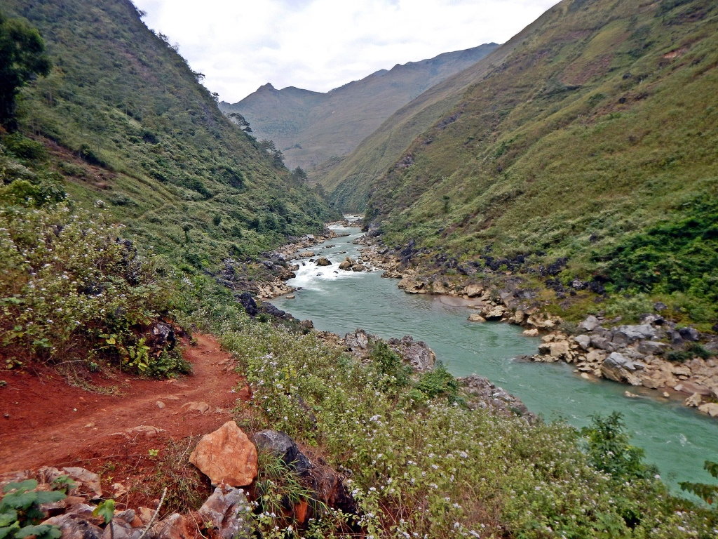 Nho Que River,Vietnam