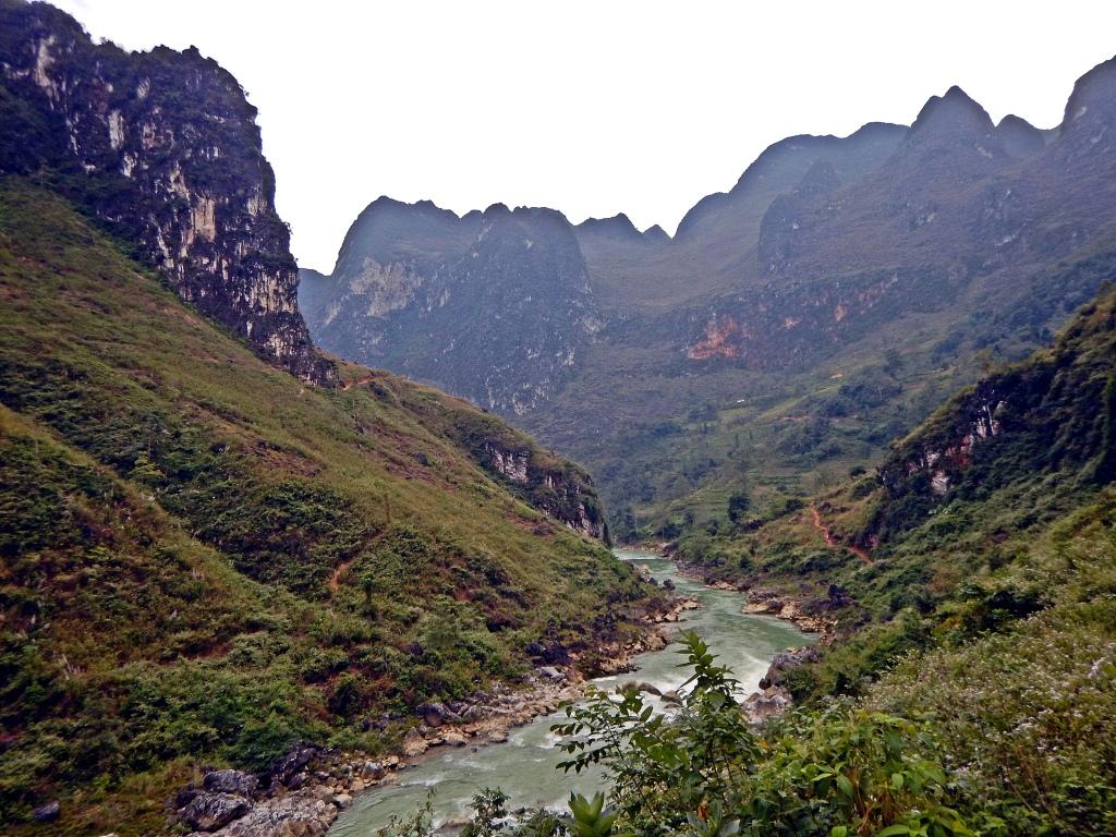 Nho Que River, Dong Van Plateau