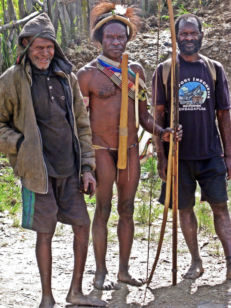 Dani tribe, Sugapa