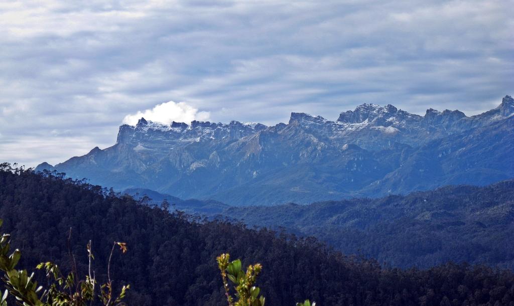 Sudirman Range, Papua Province