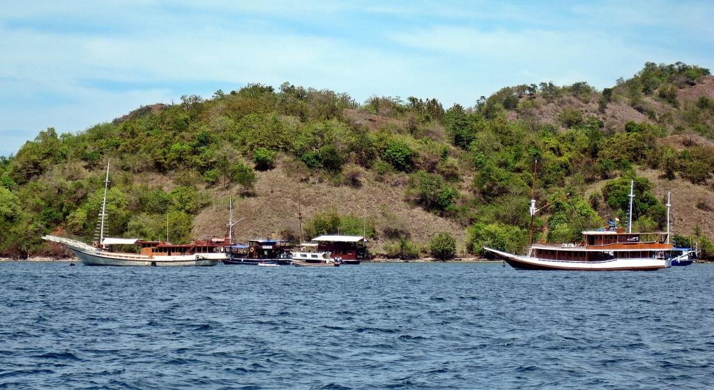 Labuan Boja Harbour, Flores