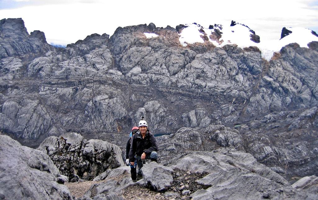 Ngga Pulu Peak