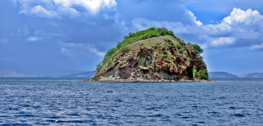 Islet in the Flores Sea