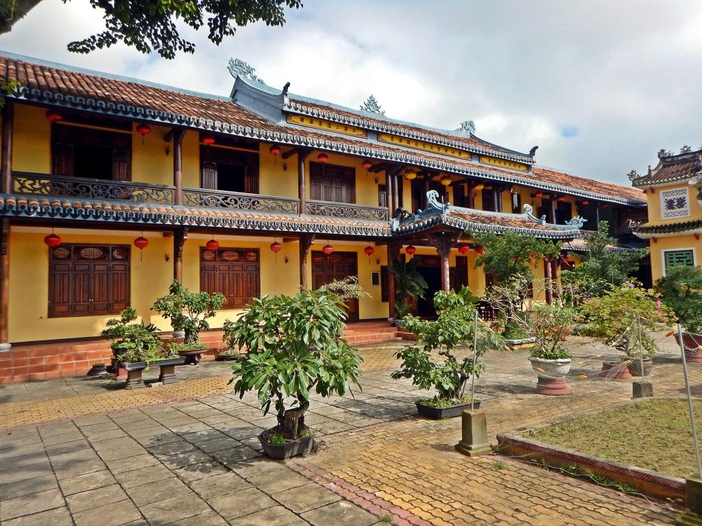 Temple, Hoi An