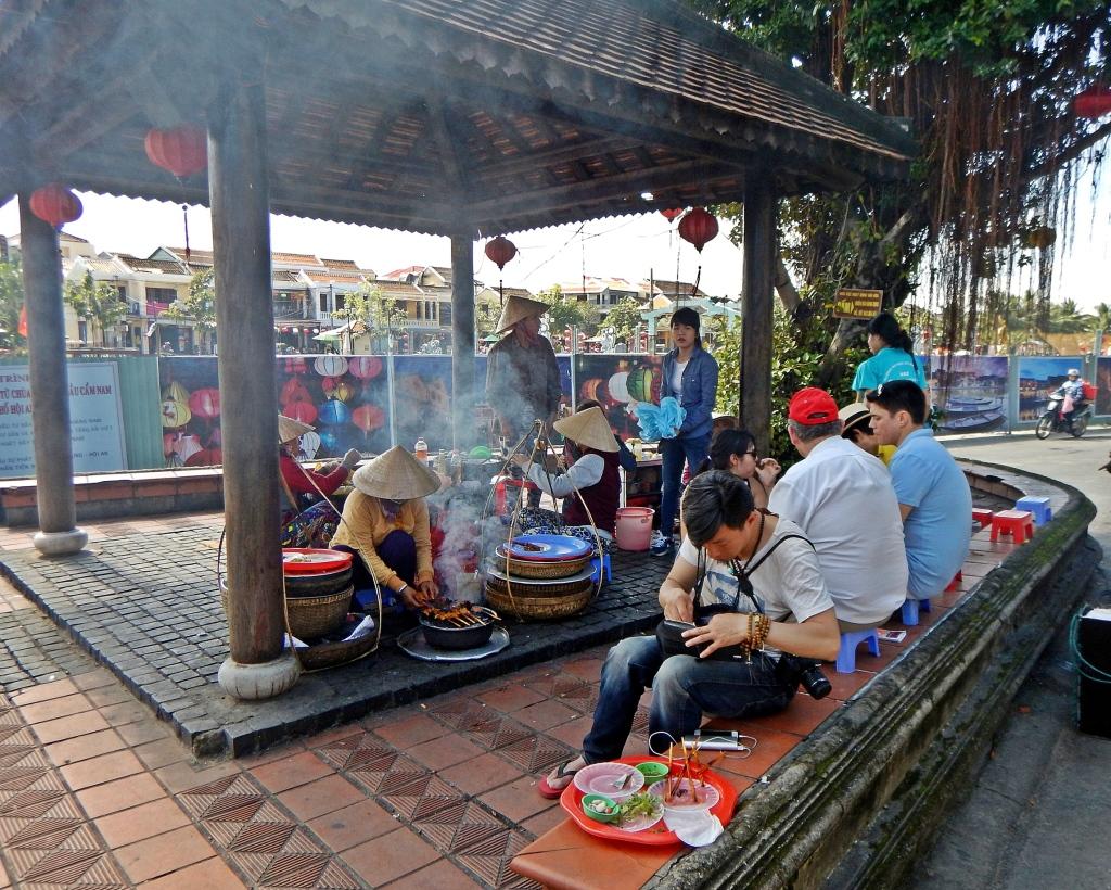 Street food, Hoi An