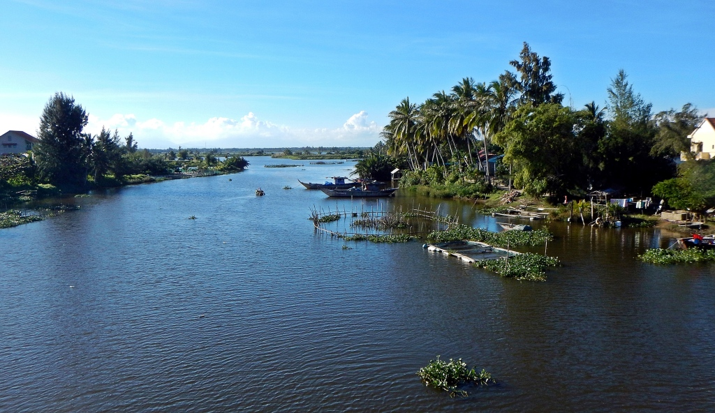 Thu Bồn Estuary, Hoi An