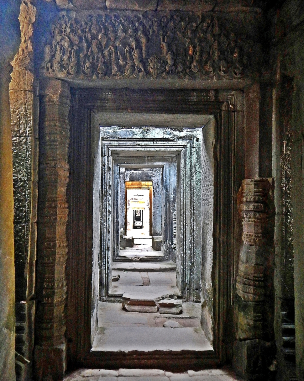 Doorways, Preah Khan