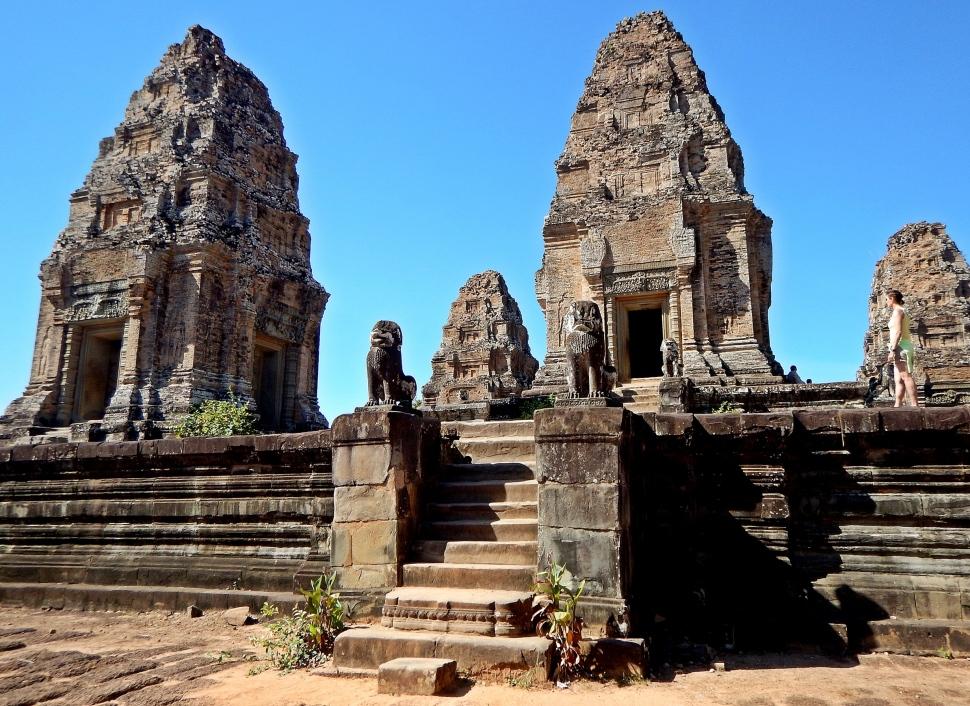 Bakong Wat, Angkor