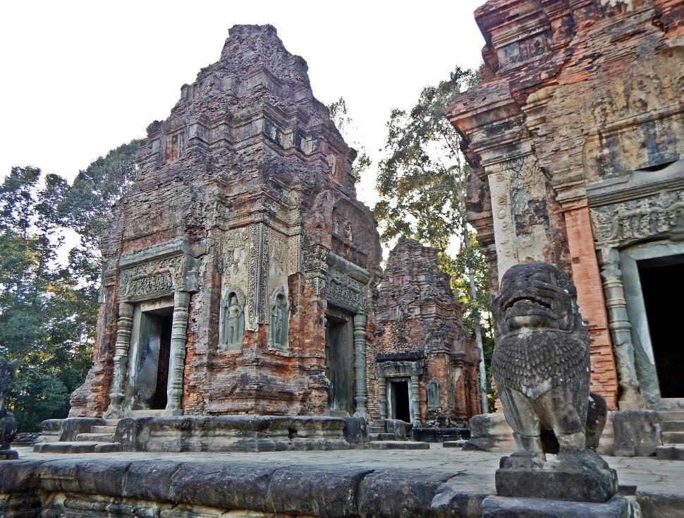 Preah Ko, Angkor