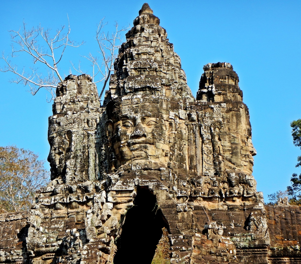 Bayon, Angkor Thom