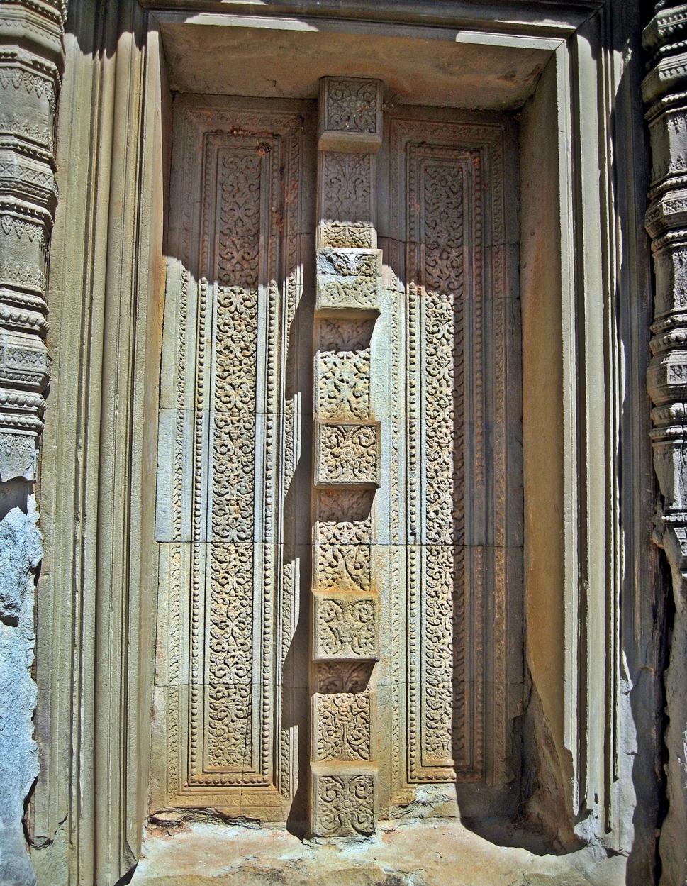 Doorway in Angkor Wat