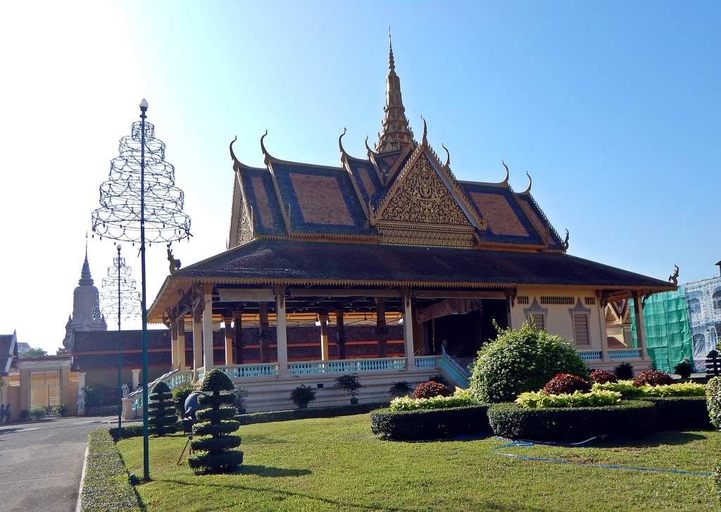 Phochani Pavilion, Royal Palace, Phnom Penh