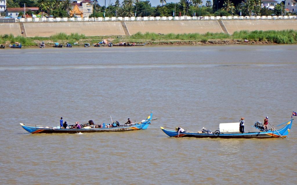 Mekong River, Phenom Penh