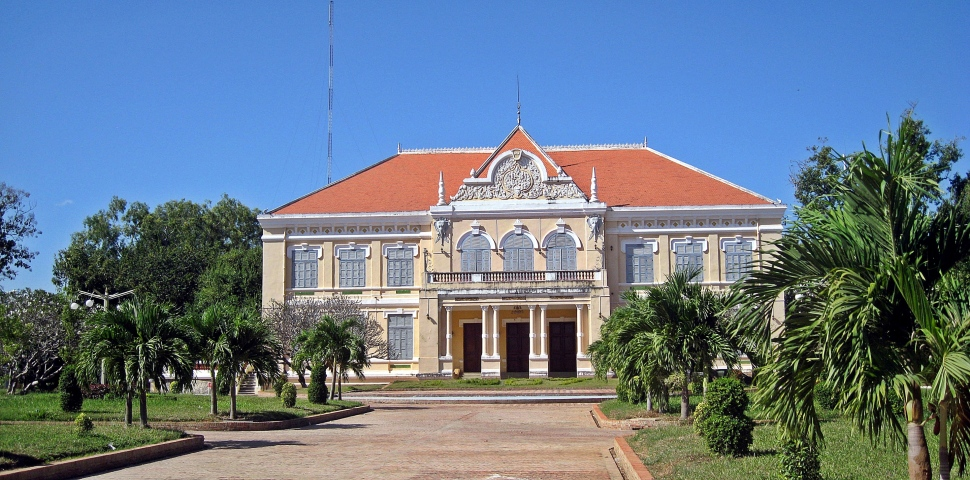Governor's Residence, Battambang
