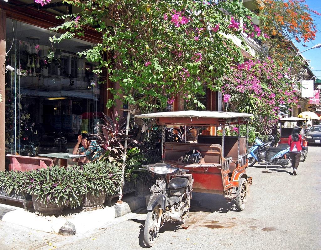 Streets of Battambang