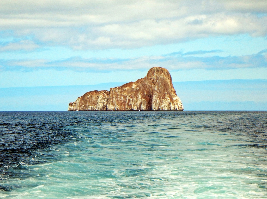 Kicker Rock, Galapagos