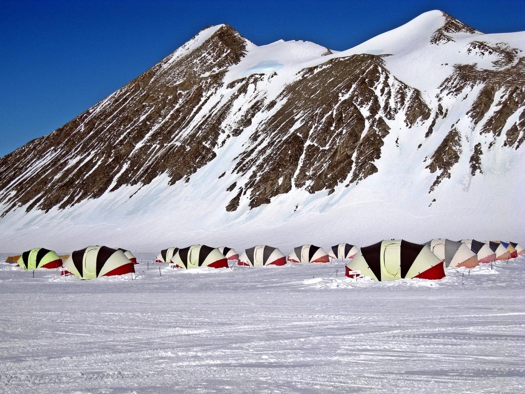 Union Glacier Camp
