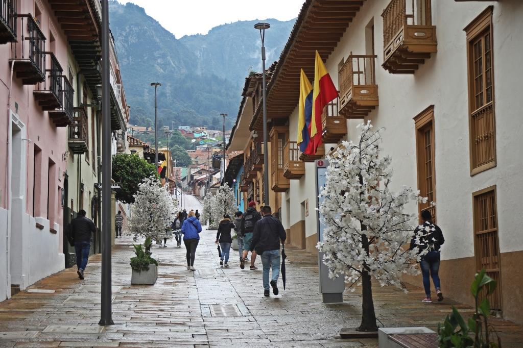 Candalaria, Bogota