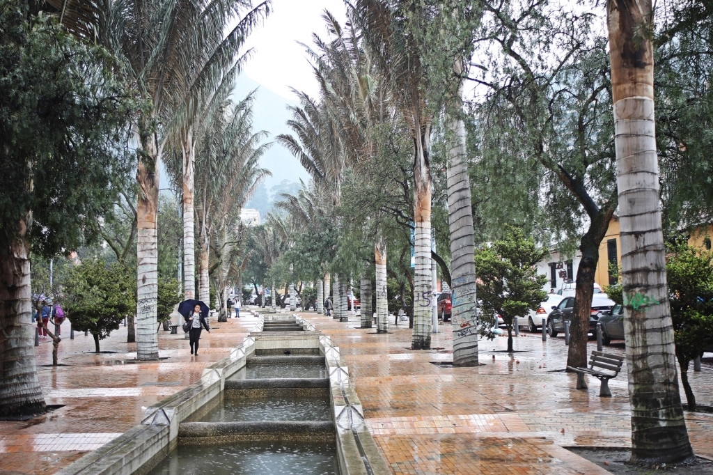 Espinoza Park, Bogota