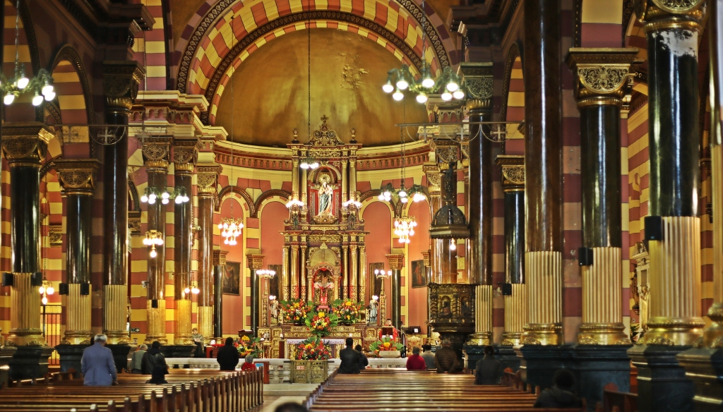 Iglesia Nuestra Señora de las Nieves, Bogota