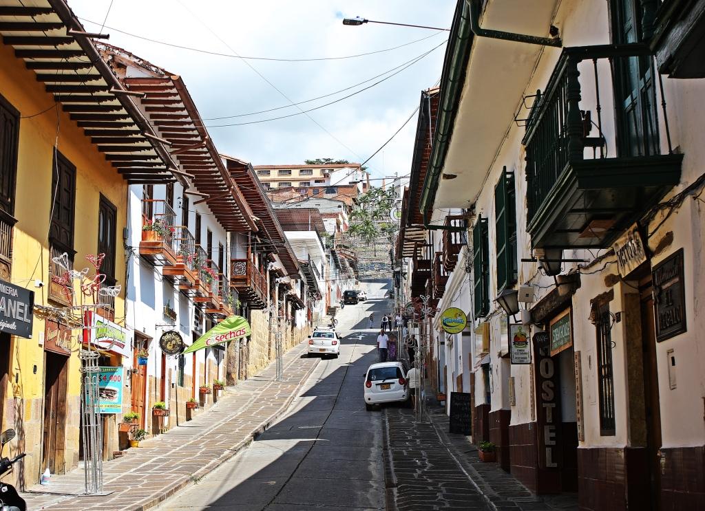 Streets of San Gil
